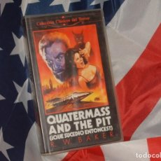 Cine: QUATERMASS & THE PIT QUE SUCEDIO ENTONCES - FILMAYER VIDEO. Lote 157710674