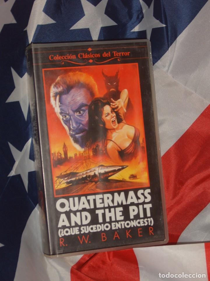 Cine: QUATERMASS & THE PIT QUE SUCEDIO ENTONCES - FILMAYER VIDEO - Foto 2 - 157710674