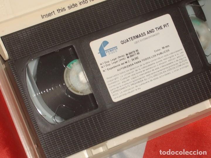 Cine: QUATERMASS & THE PIT QUE SUCEDIO ENTONCES - FILMAYER VIDEO - Foto 7 - 157710674