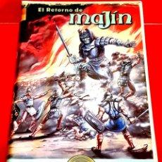 Cine: EL RETORNO DE MAJIN (1984) - VIDEO DISCO - NUNCA A LA VENTA EN TC. Lote 157877558