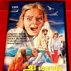 Cine: EL SECRETO DE LA ISLA DE LA GAVIOTA (1981) - GIALLO CON ASESINO DE CIEGAS UNICA EN TC. Lote 157877662