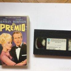 Cine: VIDEO VHS: EL PREMIO (MGM, 1994) PAUL NEWMAN ¡COLECCIONISTA! ¡ORIGINAL!. Lote 158224986