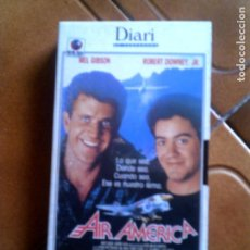 Cine: CINTA DE VHS PELICULA AIR AMERICA. Lote 158448394