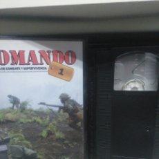 Cine: BOINAS VERDES. VHS ( NUEVA). Lote 158566461