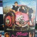 Cine: QUE MOVIDA - REGALO MONTAJE CON IMAGEN DEL DVD ALEMAN. Lote 158921933