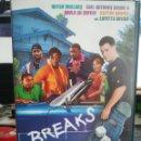 Cine: BREAKS - REGALO MONTAJE SOBRE DVD CON SONIDO STEREO. Lote 158922153