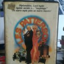 Cine: LES PATTERSON SALVADOR DEL MUNDO - REGALO MONTAJE CON DVD 16:9. Lote 158924528