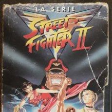 Cine: VHS STREET FIGHTER II 1996. Lote 159051737