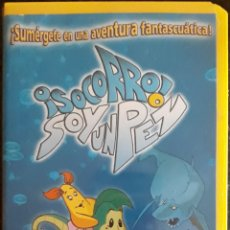 Cine: VHS SOCORRO SOY UN PEZ 2010. Lote 159053012