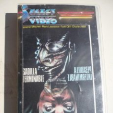 Cine: PESADILLA INTERMINABLE/CATACLISM (1977) VHS.. Lote 159060430