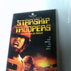 Cine: PELICULA STARSHIP TROOPERS EN VIDEO. Lote 159275714