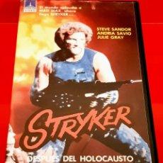 Cine: STRYKER (1983) - CIRIO H. SANTIAGO, STEVE SANDOR . Lote 159309682