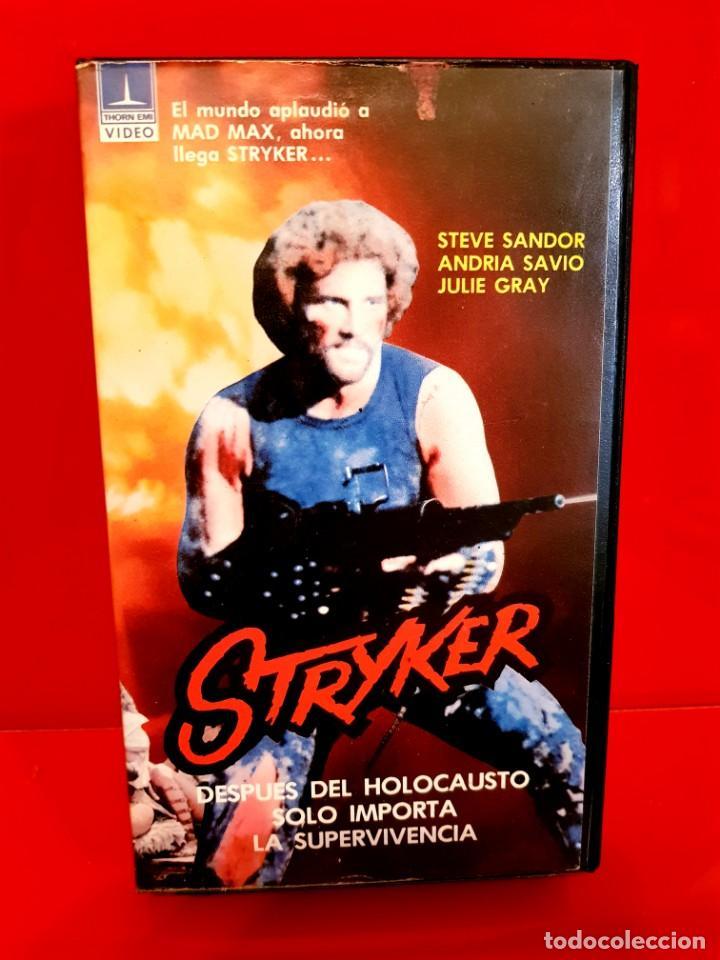 Cine: STRYKER (1983) - Cirio H. Santiago, Steve Sandor - Foto 2 - 159309682