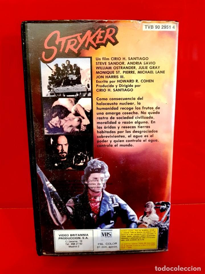 Cine: STRYKER (1983) - Cirio H. Santiago, Steve Sandor - Foto 3 - 159309682