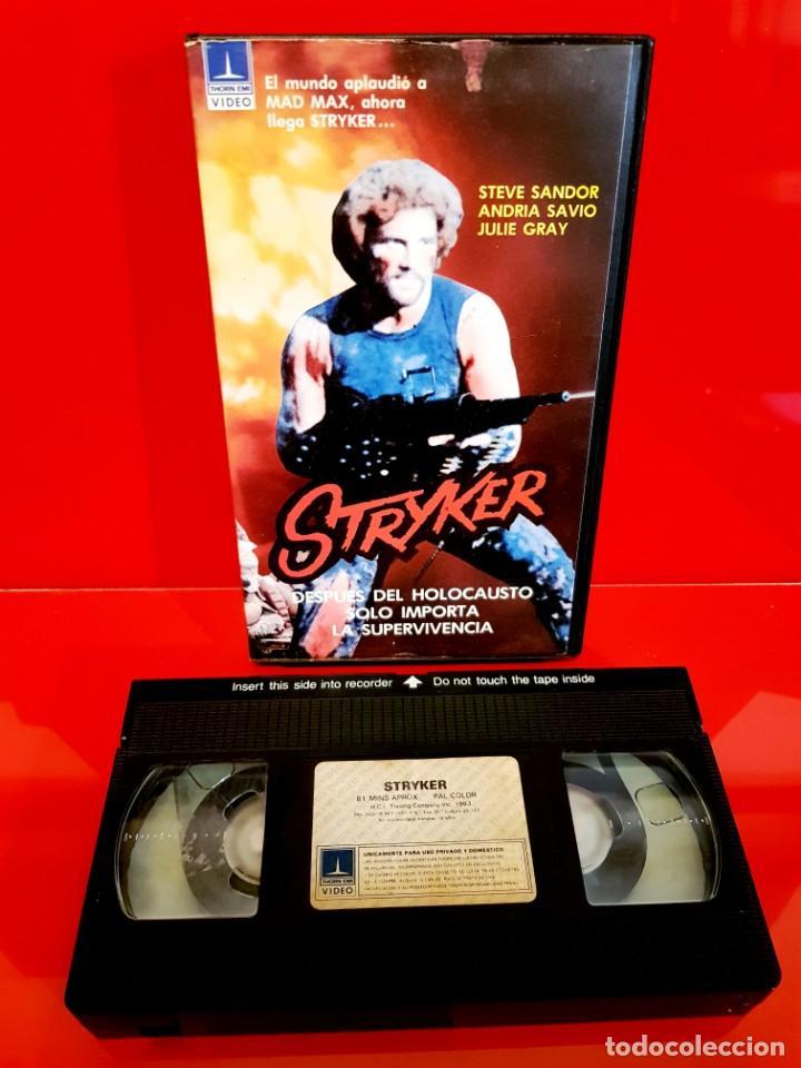 Cine: STRYKER (1983) - Cirio H. Santiago, Steve Sandor - Foto 4 - 159309682