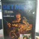 Cine: GET MEAN - TONY ANTHONY - FERDINANDO BALDI - REGALO MONTAJE SOBRE DVD. Lote 159375226