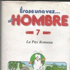 Cine: VHS COLECCIÓN ÉRASE UNA VEZ... EL HOMBRE. VOLUMEN 7 PLANETA - AGOSTINI. Lote 160279654