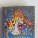 Cine: LA PRINCESA CISNE VHS. Lote 160357337