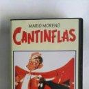 Cine: ASÍ ES MI TIERRA CANTINFLAS VHS. Lote 160368596