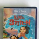 Cine: LILO & STITCH VHS CLÁSICOS DISNEY. Lote 160465177