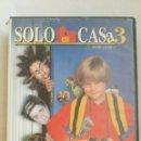 Cine: SÓLO EN CASA 3 VHS. Lote 160488213