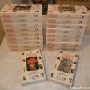 Cine: 20 VHS COLECCION HISTORIA DE LAS CIVILILIZACIONES PERDIDAS ABC. Lote 160744854