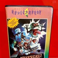 Cine: LOS AUTENTICOS CAZAFANTASMAS (1985) - RCA EDIC. VIDEOCLUB ESTUCHE ANCHO. Lote 160758530