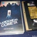 Cine: LA NOCHE DEL COMETA- VHS- NIGHT OF THE COMET- 1 EDICION. Lote 161154284