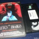 Cine: RETO AL DIABLO- VHS- BEN CROSS- SECTAS DEMONIOS. Lote 161155324