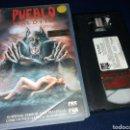 Cine: PUEBLO MALDITO- AULLIDOS 4- VHS- DESCATALOGADO. Lote 161156030