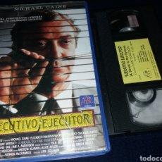 Cine: EJECUTIVO EJECUTOR- VHS- MICHAEL CAINE- 1 EDICION. Lote 161350957