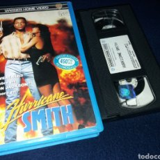 Cine: HURRICANE SMITH- VHS- CARL WEATHERS. Lote 161353741