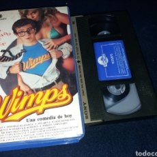 Cine: WIMPS- VHS- SEX COMEDY. Lote 161417130