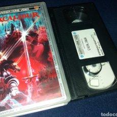 Cine: EXCALIBUR- VHS- EDICION VENTA DIRECTA. Lote 161419250