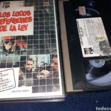 Cine: L9S LOCOS DEFENSORES DE LA LEY- VHS- CLAUDE ZIDI. Lote 161449317