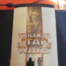 Cine: TRILOGIA STAR WARS. Lote 161859060