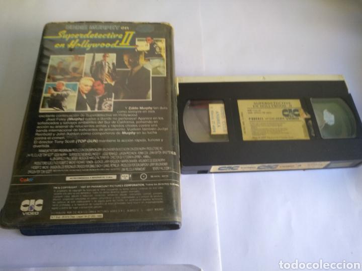 Cine: VHS-Superdetective en Hollywood 2, original 1 edificio videoclub - Foto 3 - 162177157
