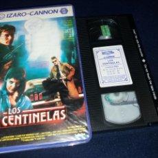 Cine: LOS CENTINELAS- VHS- ALBERT PYUN- CANNON. Lote 162266362
