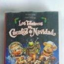 Cine: LOS TELEÑECOS EN CUENTOS DE NAVIDAD VHS. Lote 163421024