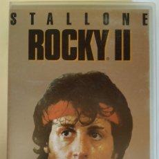 Cine: VHS ROCKY 2 - SYLVESTER STALLONE. Lote 164526720