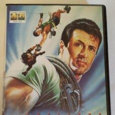 Cine: VHS MÁXIMO RIESGO (1993) SYLVESTER STALLONE. Lote 164528185