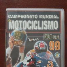 Cine: CAMPEONATO MUNDIAL MOTOCICLISMO 99. Lote 164733640