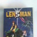 Cine: LENSMAN CINE MANGA VHS. Lote 164789092