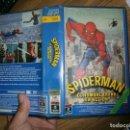 Cine: SPIDERMAN,1 EDICCION,DISPONEMOS ,MAS DE 60,000,EN VHS BETA 2000¡. Lote 164797422