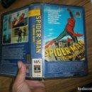Cine: SPIDER-MAN¡¡1 EDICCION,DISPONEMOS ,MAS DE 60,000,EN VHS BETA 2000¡. Lote 164797614