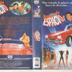 Cine: VHS - LIGONES DEL ESPACIO - TEEN MOVIES - DESCATALOGADA UNICA EN TC. Lote 164822734
