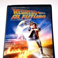 Cine: REGRESO AL FUTURO (1985) - ROBERT ZEMECKIS MICHAEL J. FOX CHRISTOPHER LLOYD VHS 1ª EDICIÓN. Lote 164871544