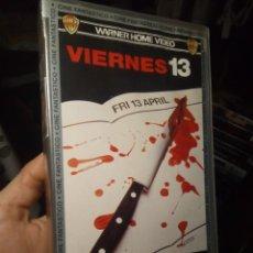 Cine: VIERNES 13 1980 PARTE 1. Lote 164971134