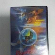 Cine: VHS TERROR /PESADILLA EN ELM STREET 5/FREDDY KRUEGER... Lote 165010990