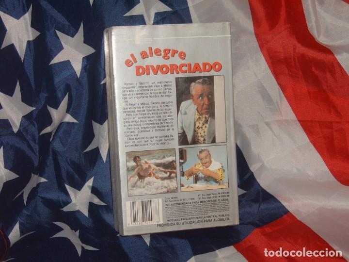Cine: EL ALEGRE DIVORCIADO - FILMAYER VIDEO - - Foto 2 - 165292442